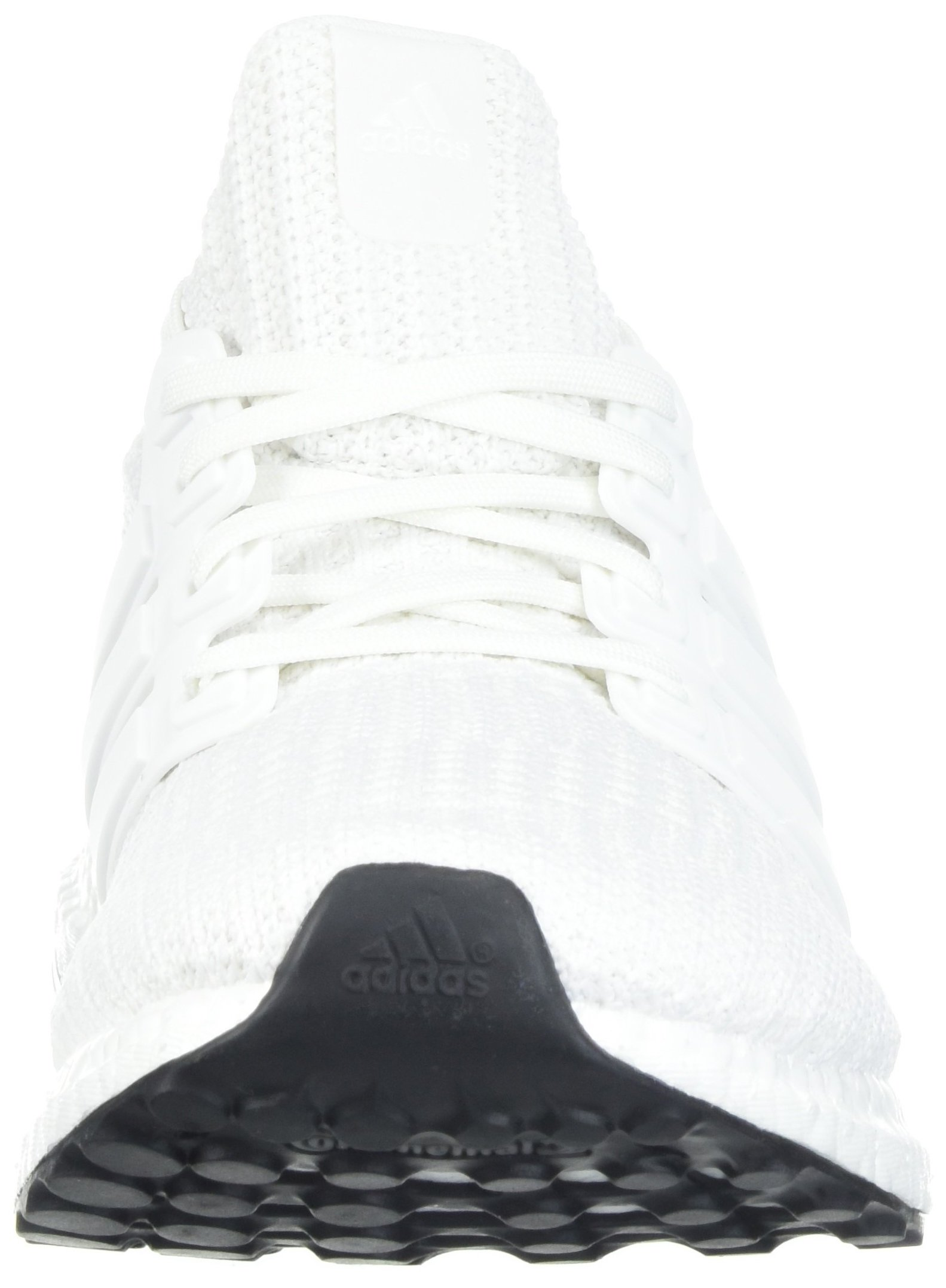 adidas Men's Ultraboost Road Running Shoe, White/White/White, 6.5 M US by adidas (Image #4)