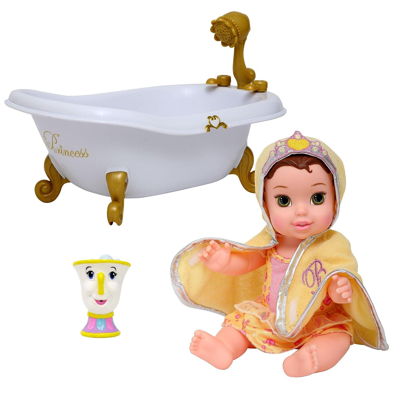 Amazon.com: Disney My First Bath Baby Princess - Belle: Toys & Games