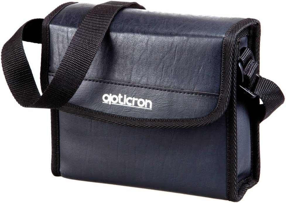 Opticron Universal Binocular Case for 32-42mm Porro Prism - Semi-Rigid Vinyl