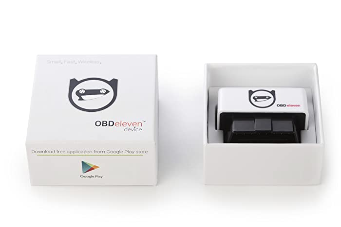 OBDeleven pro is a simple OBD2 scan tool that easy to use and update