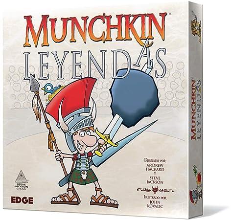 Edge Entertainment Munchkin Cthulhu-Español, Color (EESJMC01): Amazon.es: Juguetes y juegos