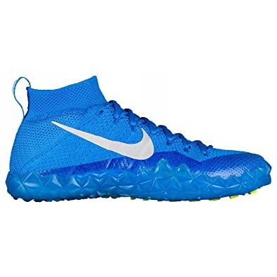 3a67dd59ba42 Image Unavailable. Image not available for. Color  Nike Alpha Sensory  Flyknit Turf Football Shoes Mens ...