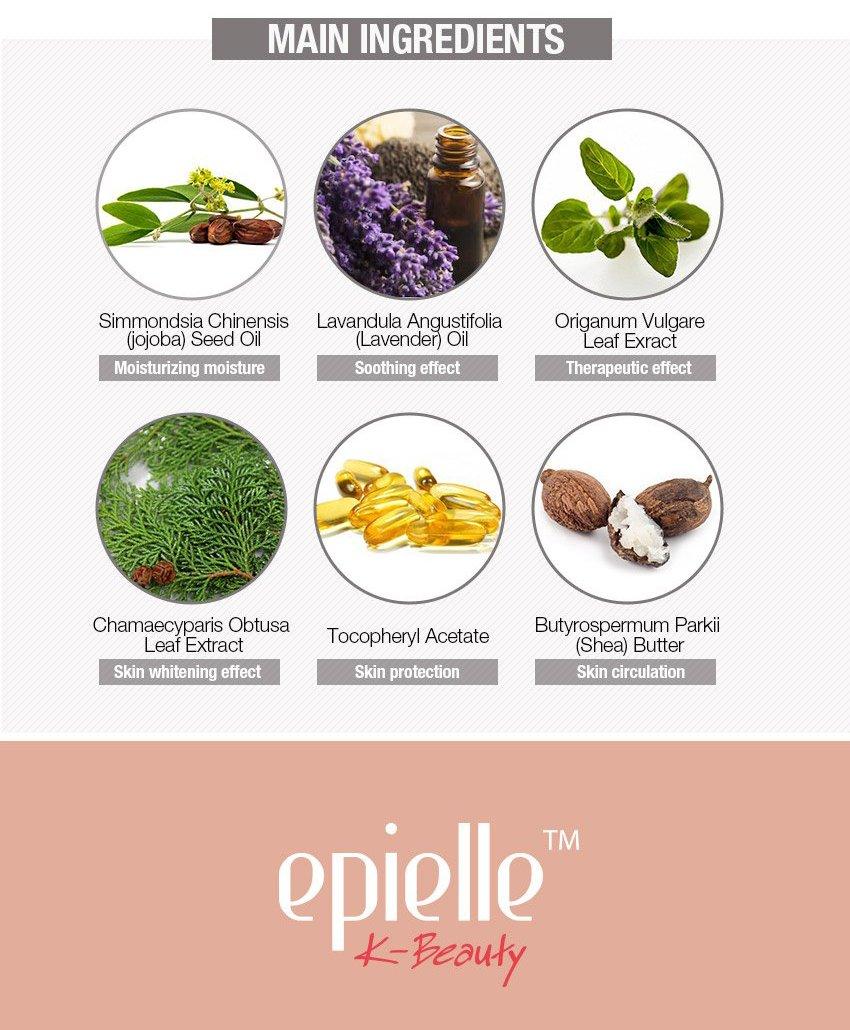 Amazon.com: epielle Gommage Peeling Gel (paquete de 1): Beauty