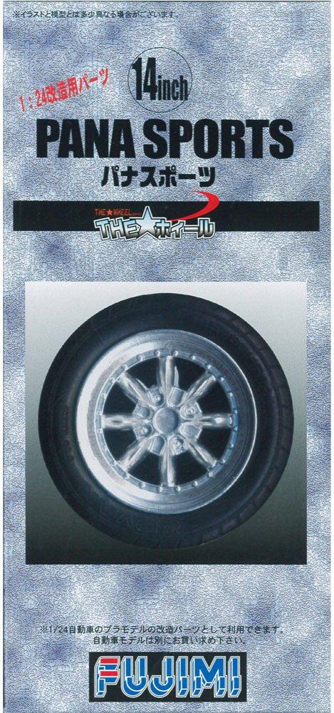 1/24 LA * series de ruedas TW43 14 pulg Panamax Deportes: Amazon.es: Juguetes y juegos