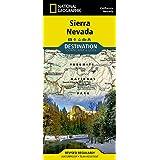 Sierra Nevada : Destination Map