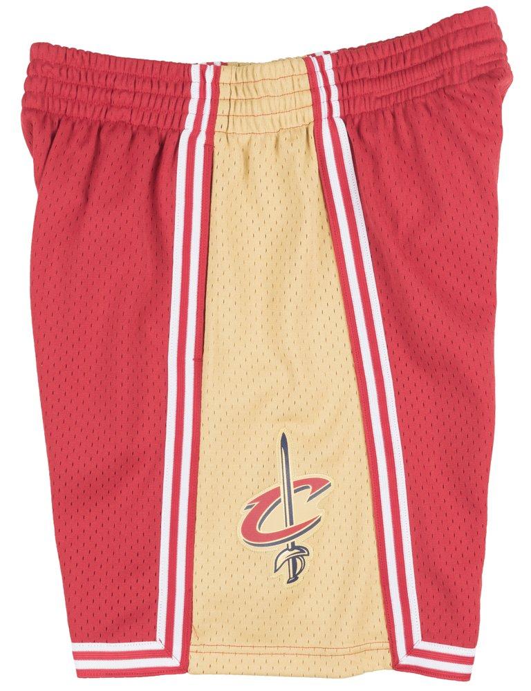 7ae4369249e Amazon.com : Mitchell & Ness Cleveland Cavaliers NBA Men's Swingman Shorts  : Sports & Outdoors