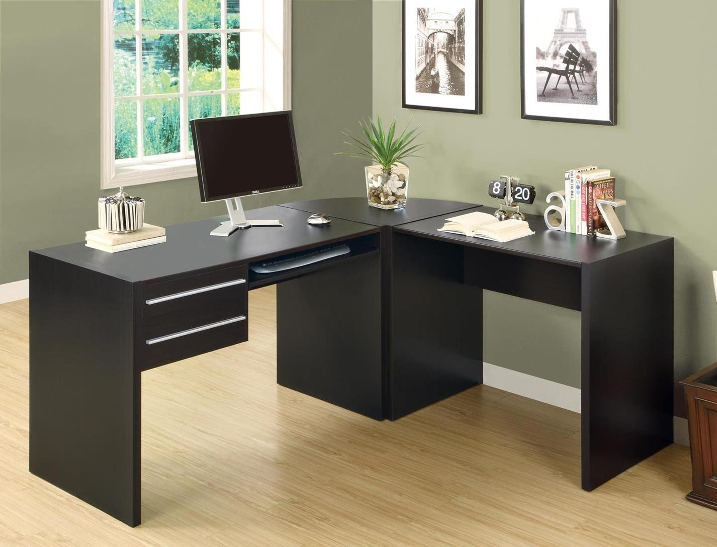 for canada corner or white throughout best desks specialties of buy hollow awesome right facing top desk monarch shelf brilliant intended left core workstations