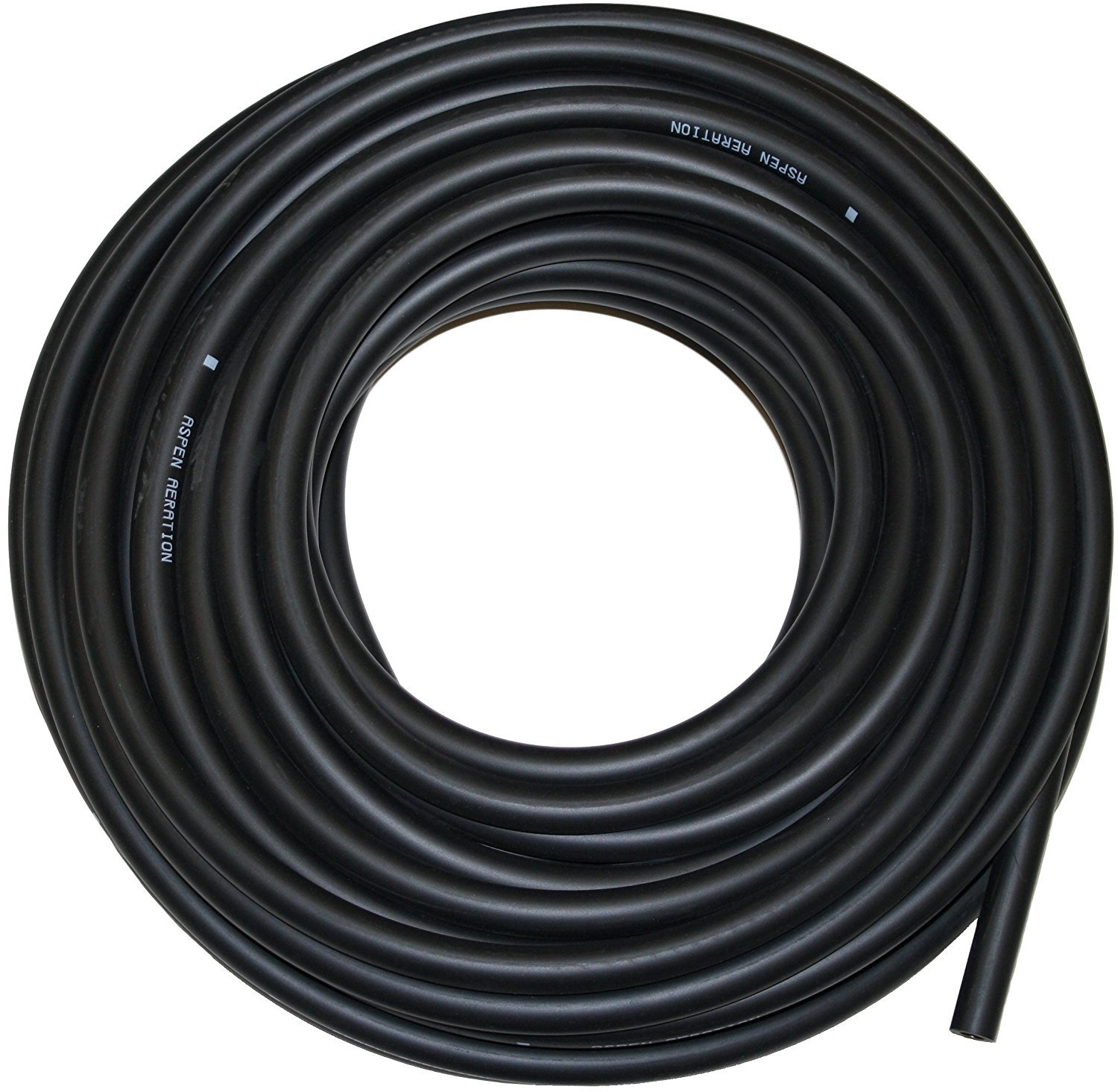 3/8'' Weighted Tubing By Aspen Aeration | Self Sinking Air Hose + QUICK and Easy install (300 Feet)