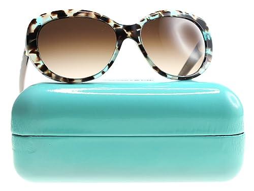 Tiffany TF4122 82153B occhiali da sole havana sunglasses sonnenbrille donna