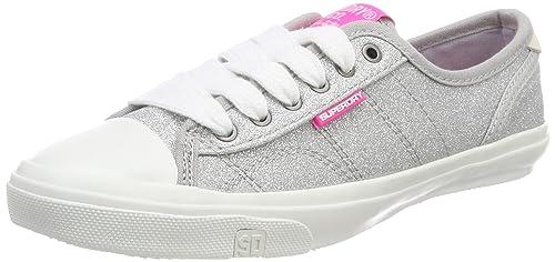 Superdry Low Pro Glitter Sneaker Women S Slip On