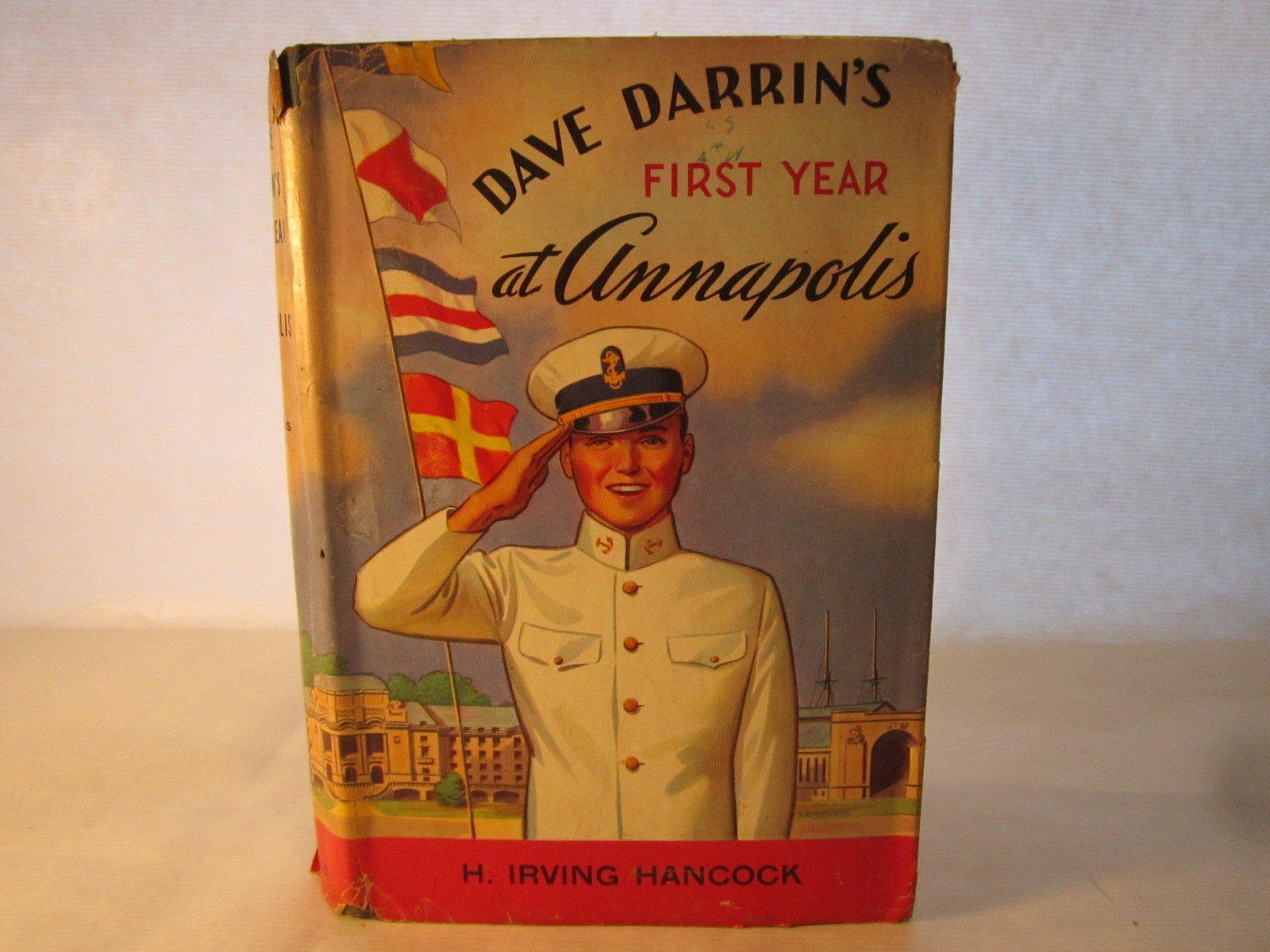 Dave Darrin's First Year At Annapolis pdf epub