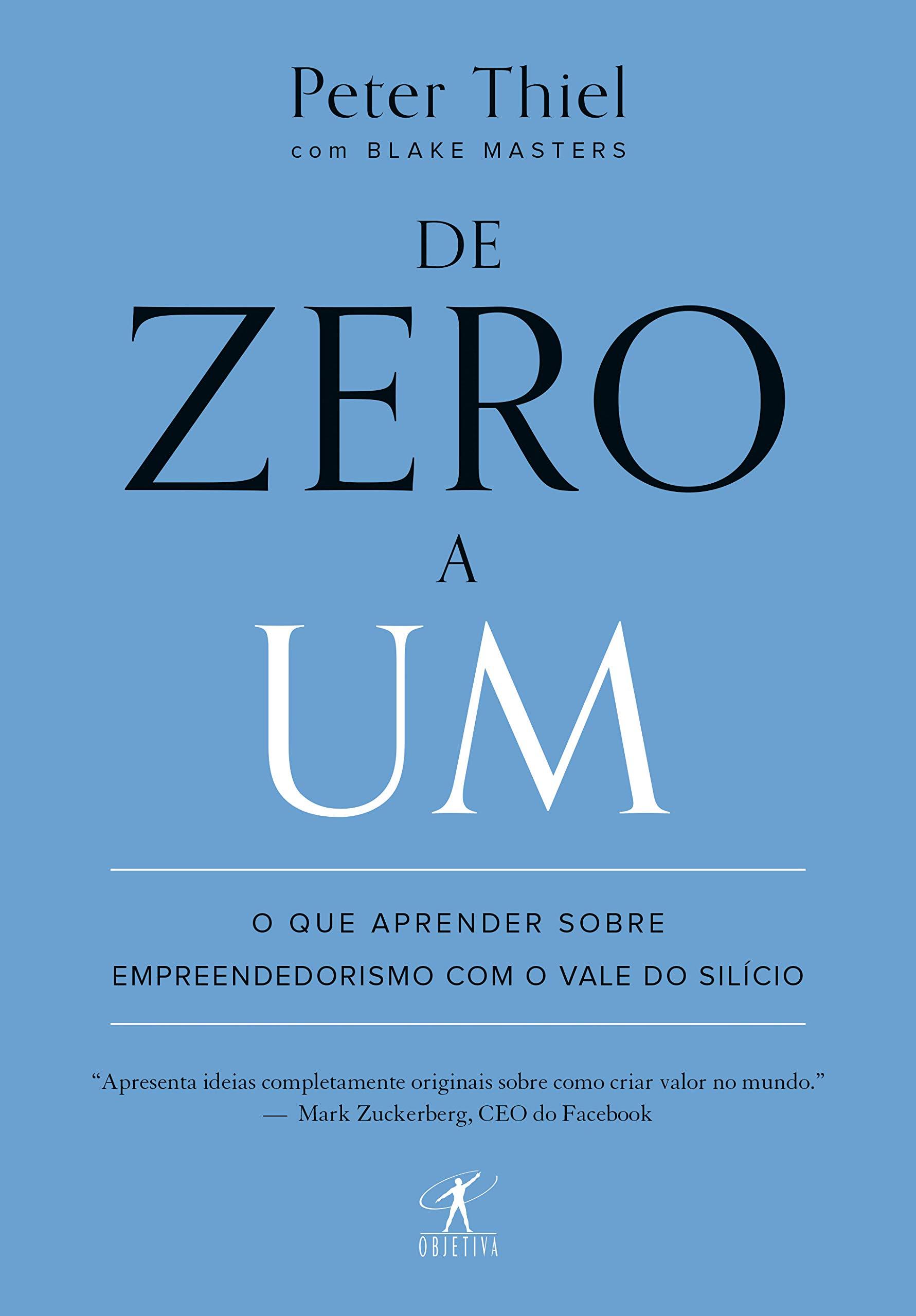 De zero a um | Amazon.com.br