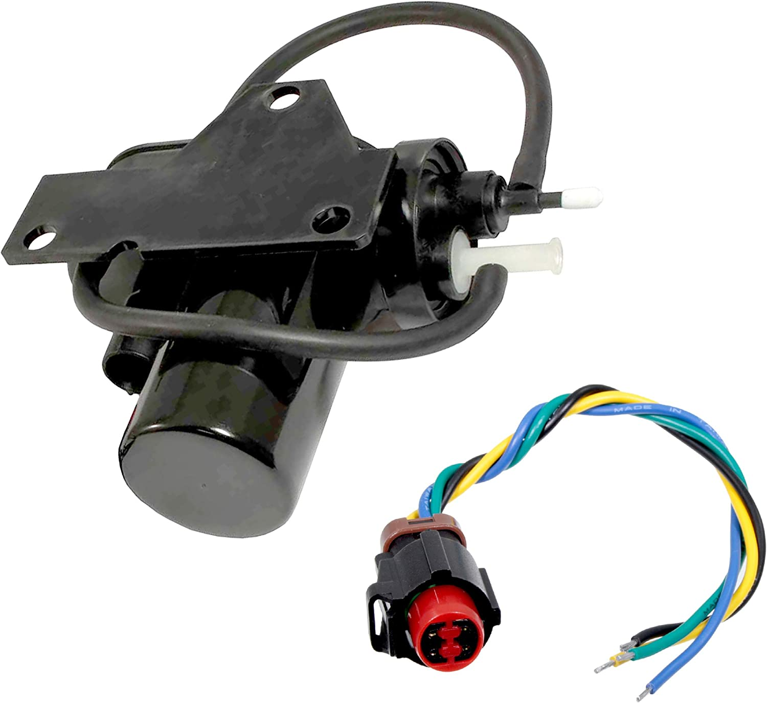 [SCHEMATICS_4CA]  Amazon.com: APDTY 015325-Kit Electric Vacuum Pump w/Wiring Harness Pigtail  Connector (Can Be Used In Custom Uses To Add Vacuum For HVAC, Cruise  Control, 4WD; Factory On Select Dodge Cummins or Ford Diesel): | Dodge Diesel Wiring Harness |  | Amazon.com