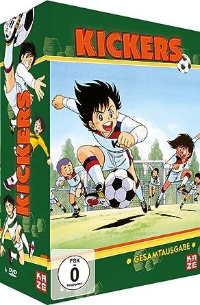 Kickers Gesamtausgabe 4 Dvds Amazon De Akira Sugino