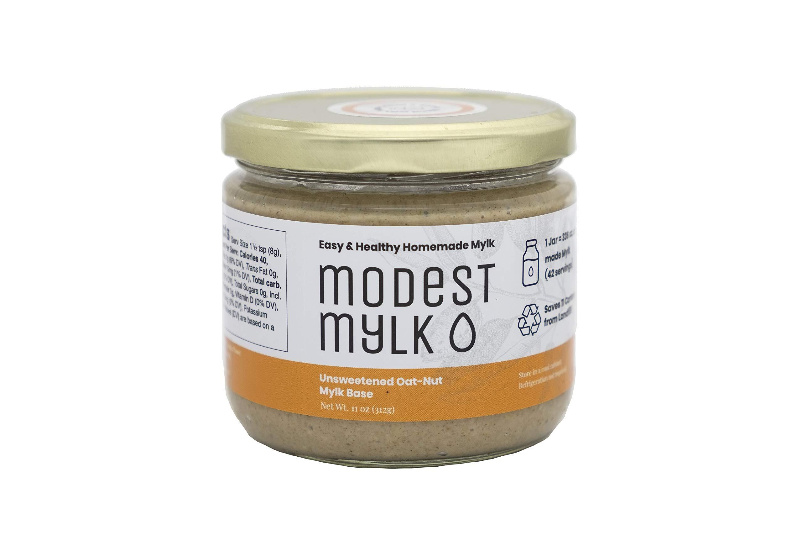 Modest Mylk Unsweetened Oat-Nut Mylk