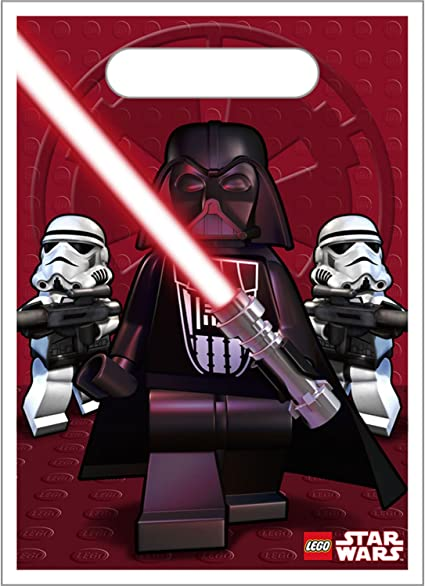 Amazon.com: LEGO Star Wars Favor Bags (8ct): Toys & Games