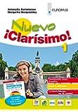 Nuevo ¡Clarísimo! Con Español de bolsillo. Per le Scuole superiori. Con ebook. Con espansione online. Con CD-Audio: 1