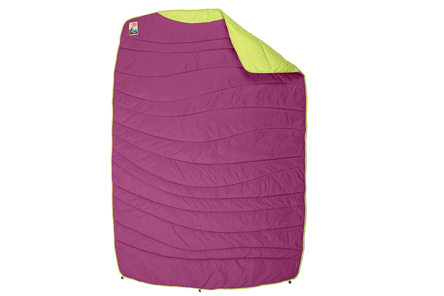 NEMO Equipment Inc Puffin Blanket Lady Slipper//Ivy One Size