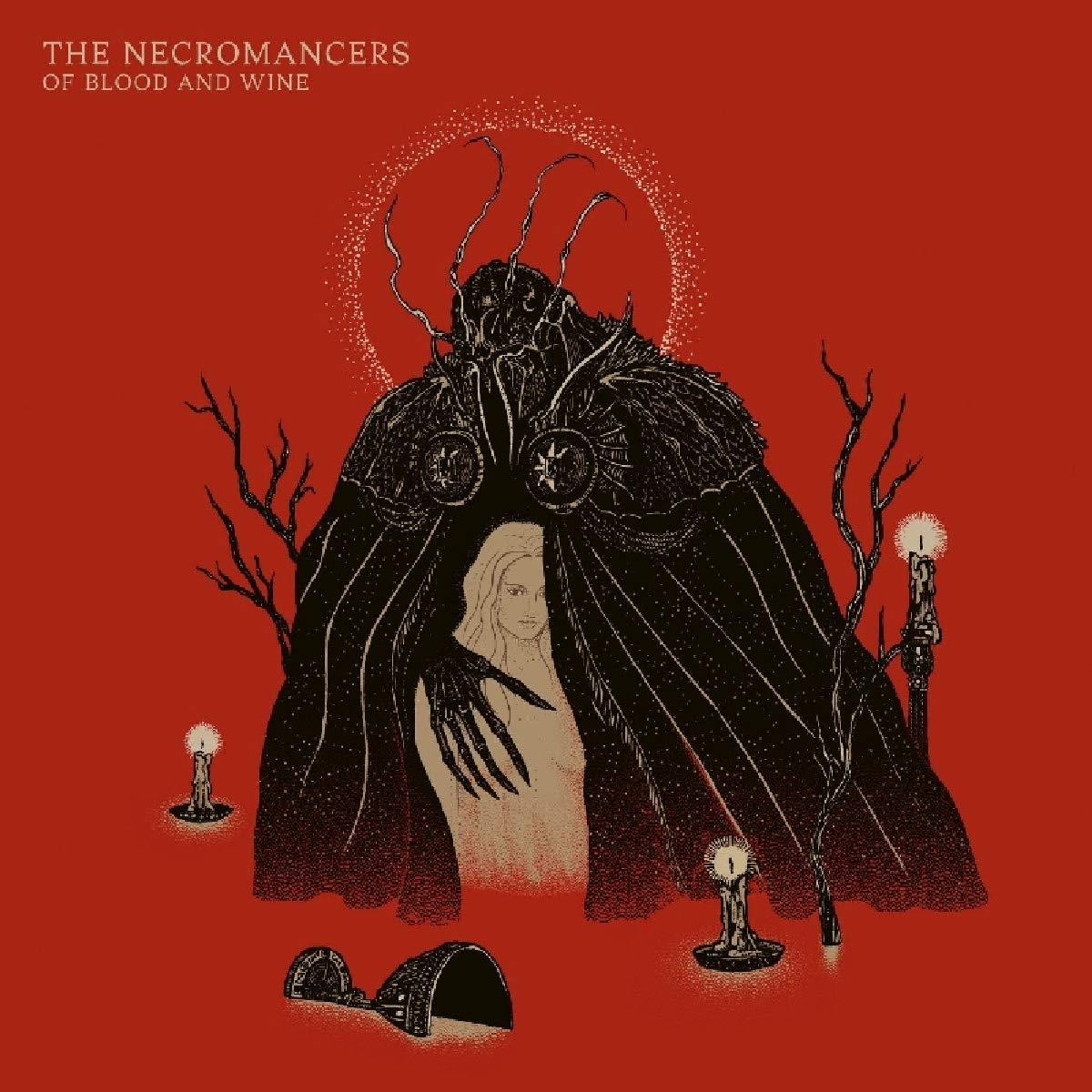 Vinilo : Necromancers - Of Blood & Wine (LP Vinyl)