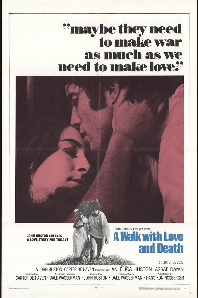 IN LOVE AND WAR MOVIE POSTER 1 Sheet ORIGINAL 27x41