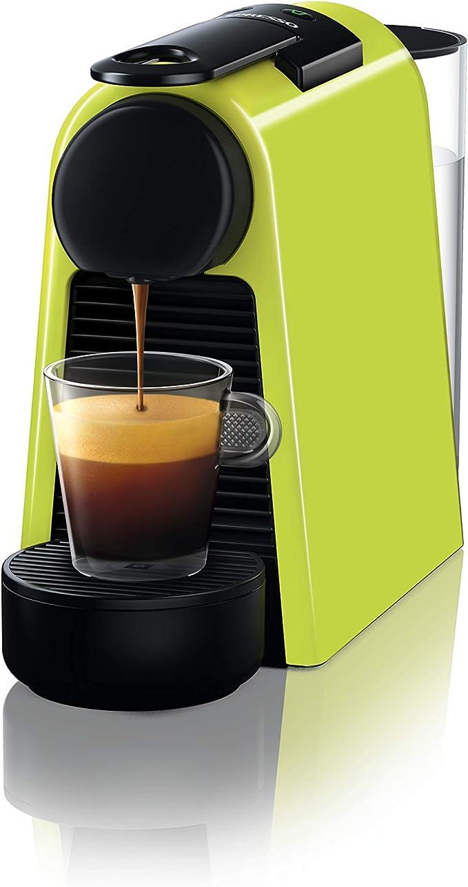 ماكينة صنع القهوة نيسبريسو ميني إسينزا – أخضر (C030GRN)