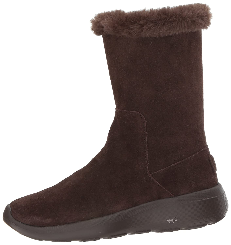 Skechers Women's B06XB6XSVN on-The-Go City 2-14620 Winter Boot B06XB6XSVN Women's 11 B(M) US Chocolate 4714aa