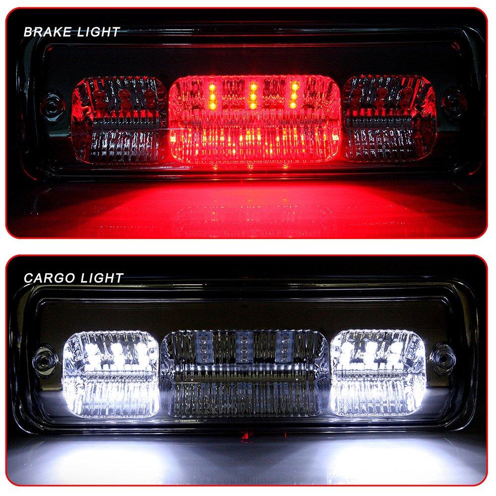 LED 3rd High Mount Brake Light Brake Light Carge Light for 2004-2008 Ford F-150 2007-2010 Ford Explorer Sport Trac 2006-2008 Lincoln Mark LT Clear Lens LED Light