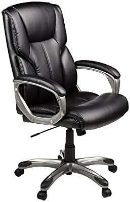 AmazonBasics High-Back Executive Chair Review