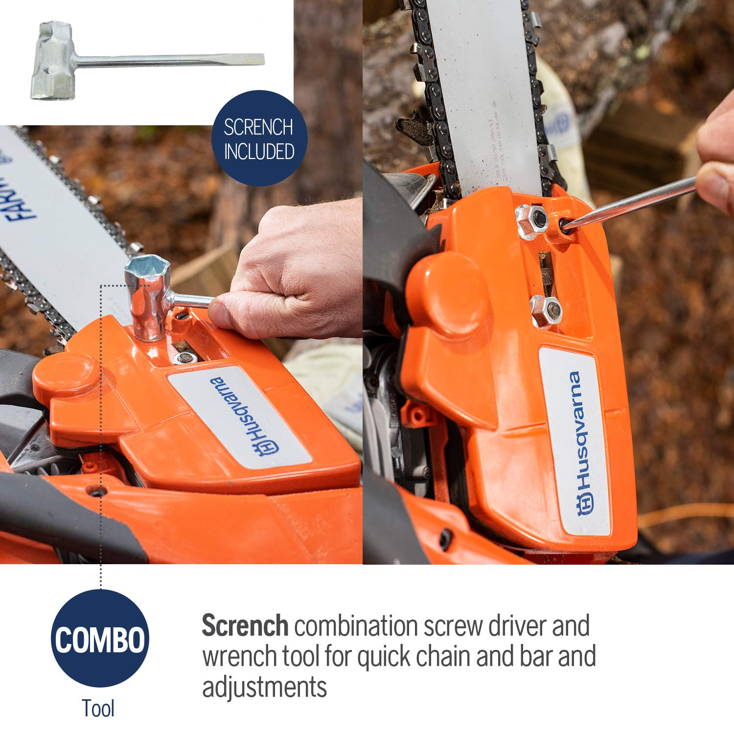 Husqvarna 460 Rancher Chainsaws product image 4