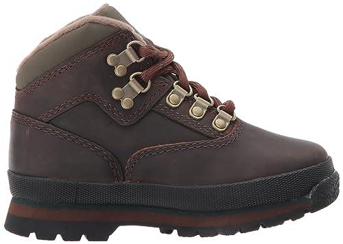 Timberland Authentics Ftk, Boots mixte enfant - Marron (Brown), 28 EU