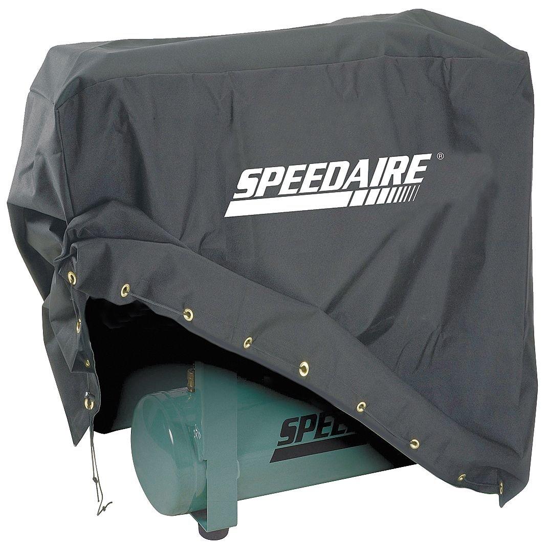 Speedaire Air Compressor Cover Black