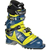 Scarpa T2 Eco Boot - Men's True Blue / Acid Green