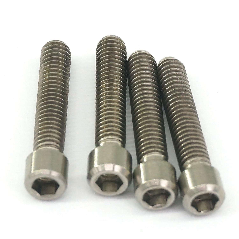 Tiorays Titanium Crank Protect Screws special for SHIMANO GR5 Ti6Al4V M20 9g