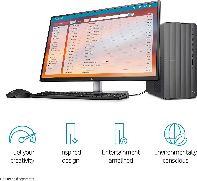 HP ENVY Desktop Computer