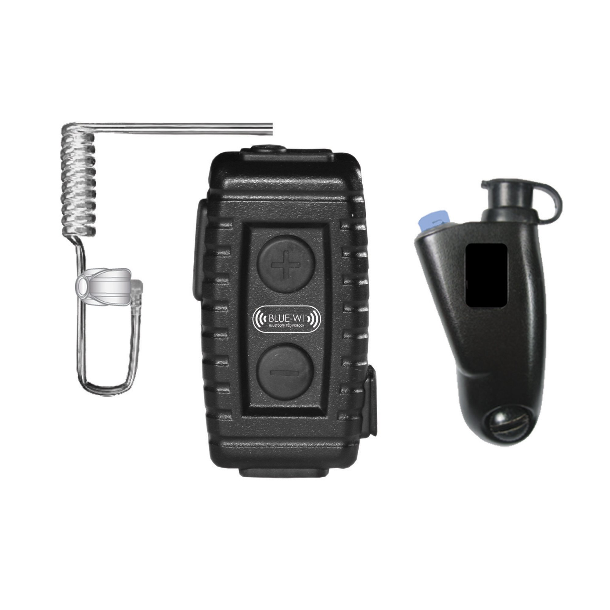 Blue-Wi BW-NT5033 Nighthawk Bluetooth Lapel Microphone