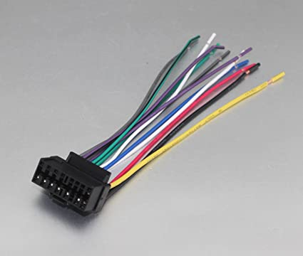 panasonic wiring harness carstereo 16 pin wire connector mobilistics rh kimiss co