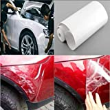 TOTAL HOME:(20inch x30inch) Useful Car Bumper Hood Paint Protection Film Skin Sticker Vinyl Clear Car Protection Decal