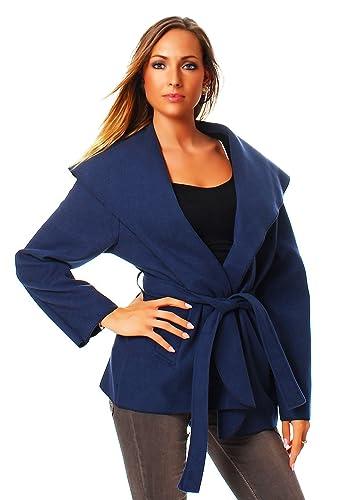 ZARMEXX Fashion - Abrigo - trenca - para mujer