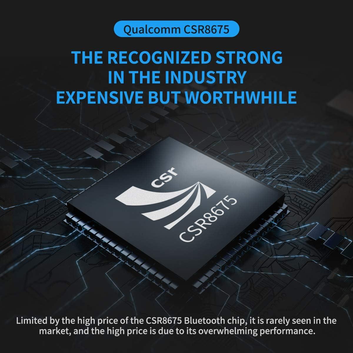 Kz Aptx Hd Csr8675 Bluetooth 5 0 Ipv5 Waterproof Noise Reduction Bluetooth Module Upgrade Cable Mmcx Pin Amazon Ca Electronics