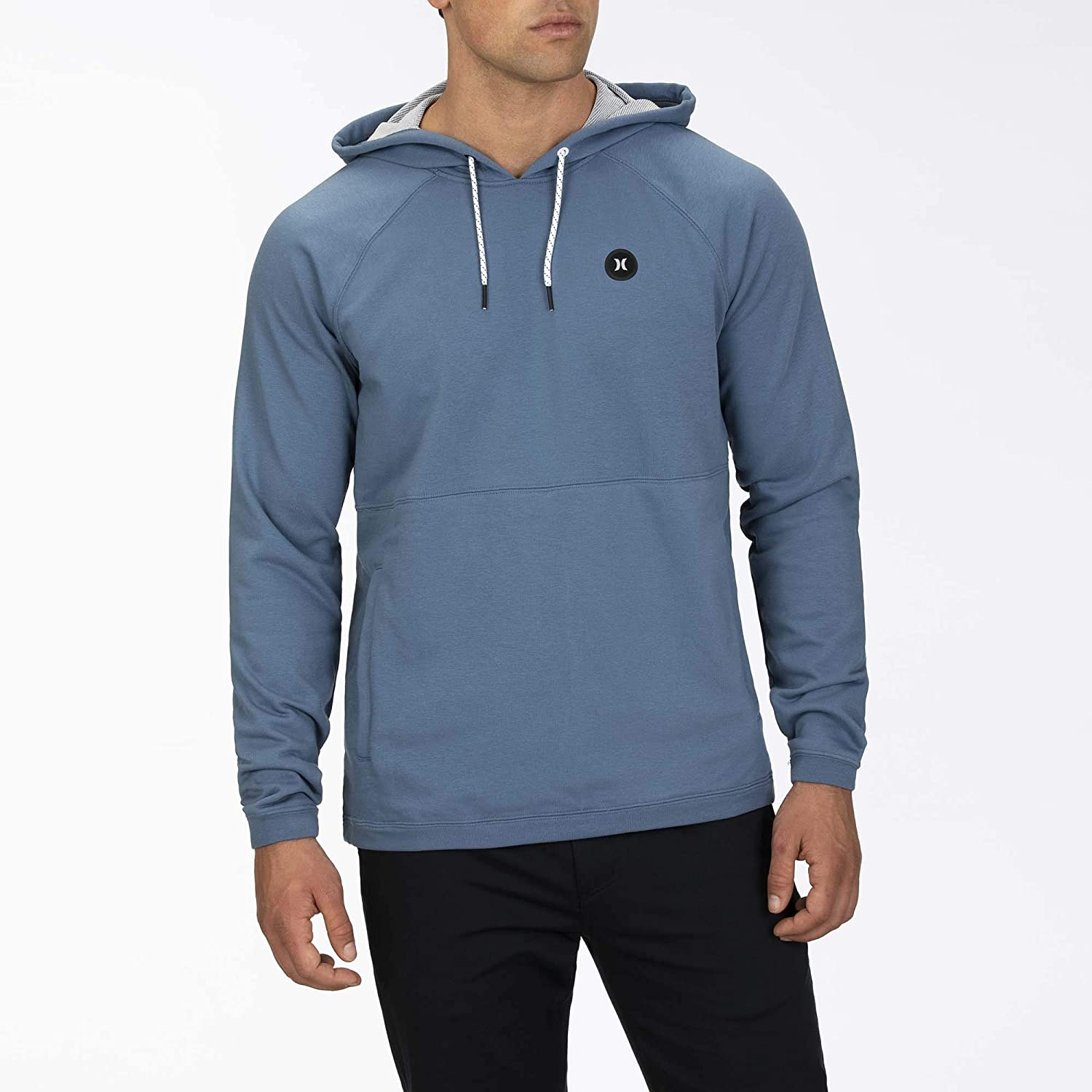 Hurley Dri-Fit Universal Pullover Hoody - Thunderstorm: Clothing