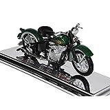 Harley-Davidson 1962 FLH Duo Glide rot 1:18 Motorrad Modell von maisto