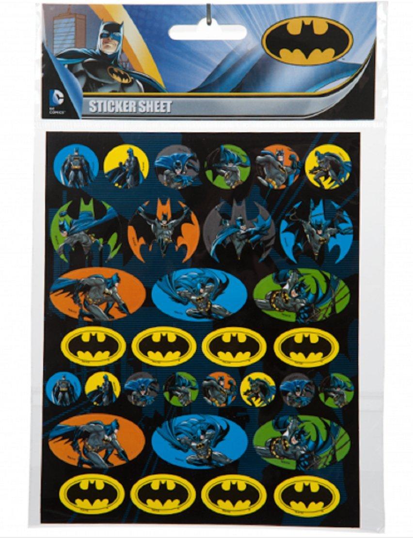 Batman Sticker Sheet by DC Comics