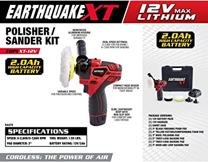 Earthquake XT  featured image 3