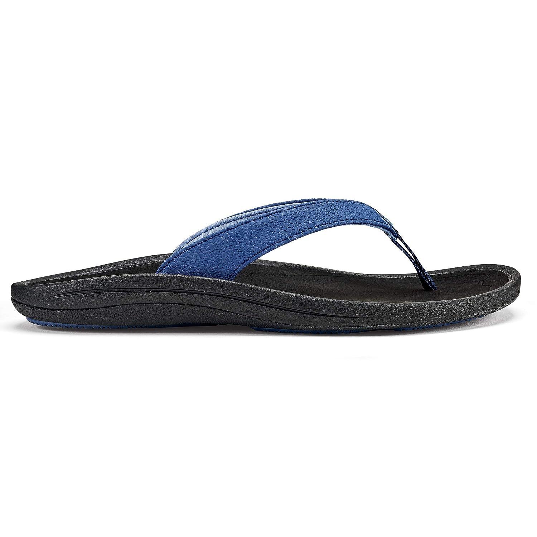 Marineblau   SchwarzOlukai Sandale