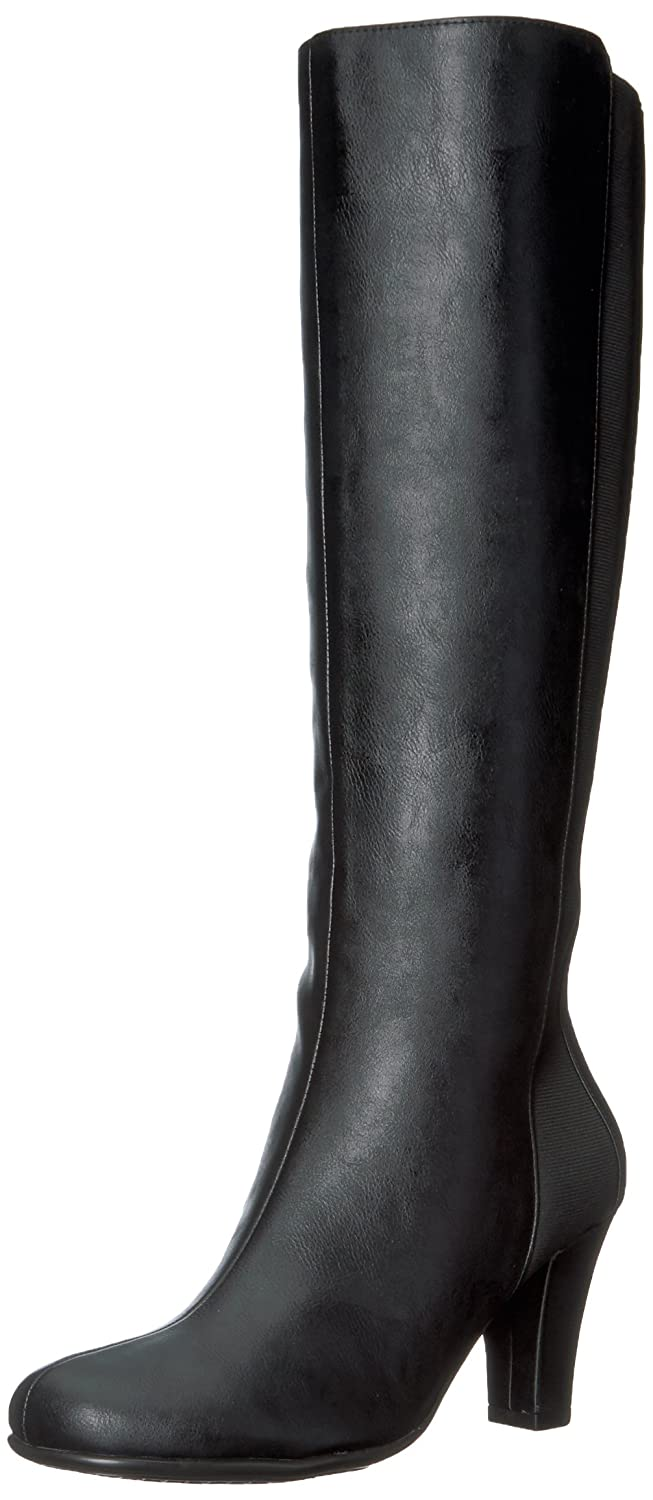 Aerosoles Women's Quick Role Knee High Boot B074GJ38T9 10 W US|Black