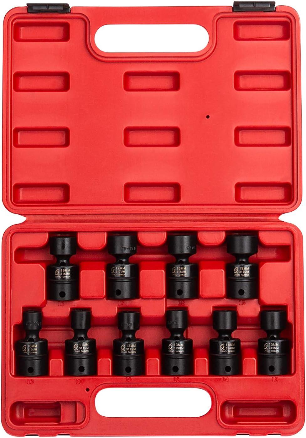 """Genuine Laser Tools 1940 Socket 3//8/""""D 13mm"""