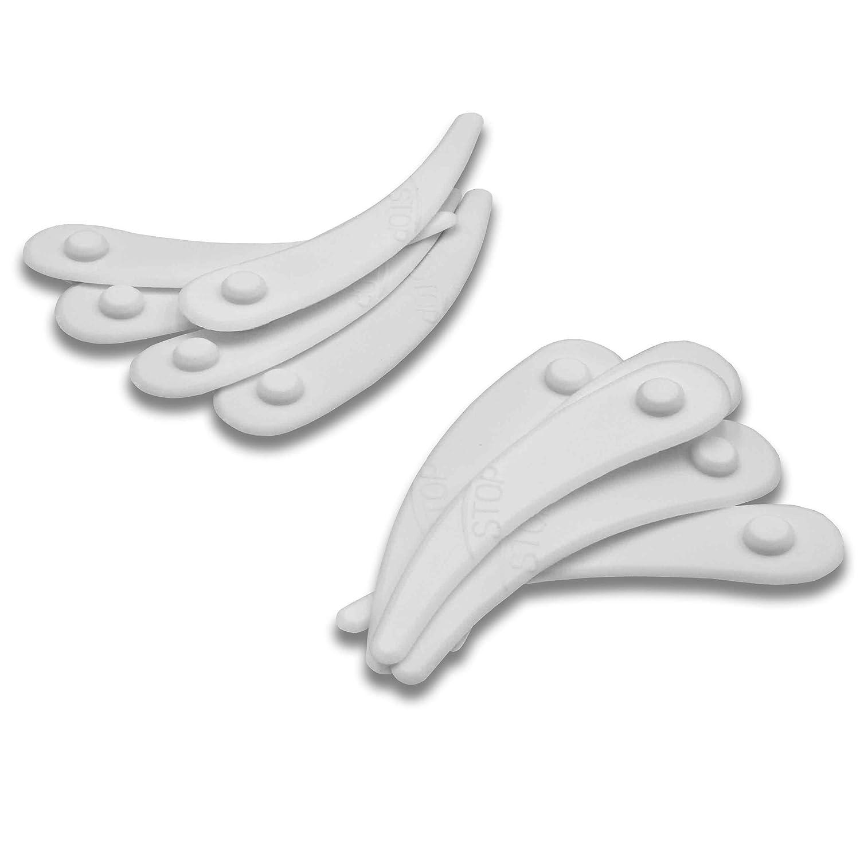 weiß 10x Ersatz-Messer Klingen für Bosch Durablade Rasentrimmer ART 26-18 Li