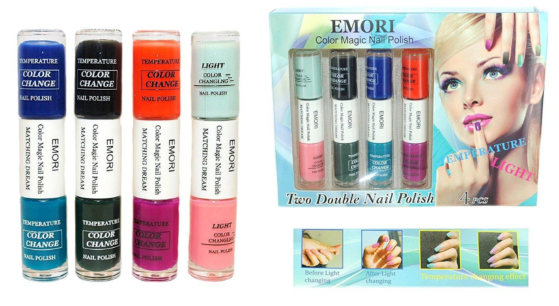 Amazon Color Changing Nail Polish