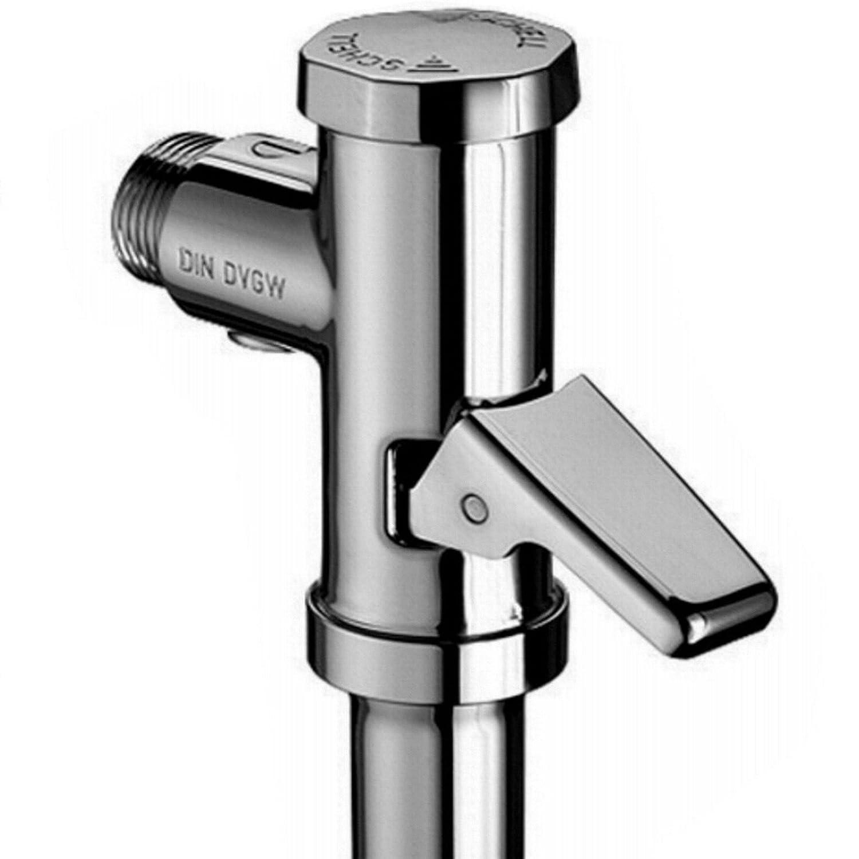rosca 3//4, cromo V/álvula para la cisterna del WC
