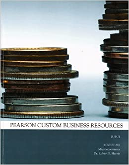 Pearson custom business resources econ e201 microeconomics iupui pearson custom business resources econ e201 microeconomics iupui dr robert harris 9780558634049 amazon books fandeluxe Images